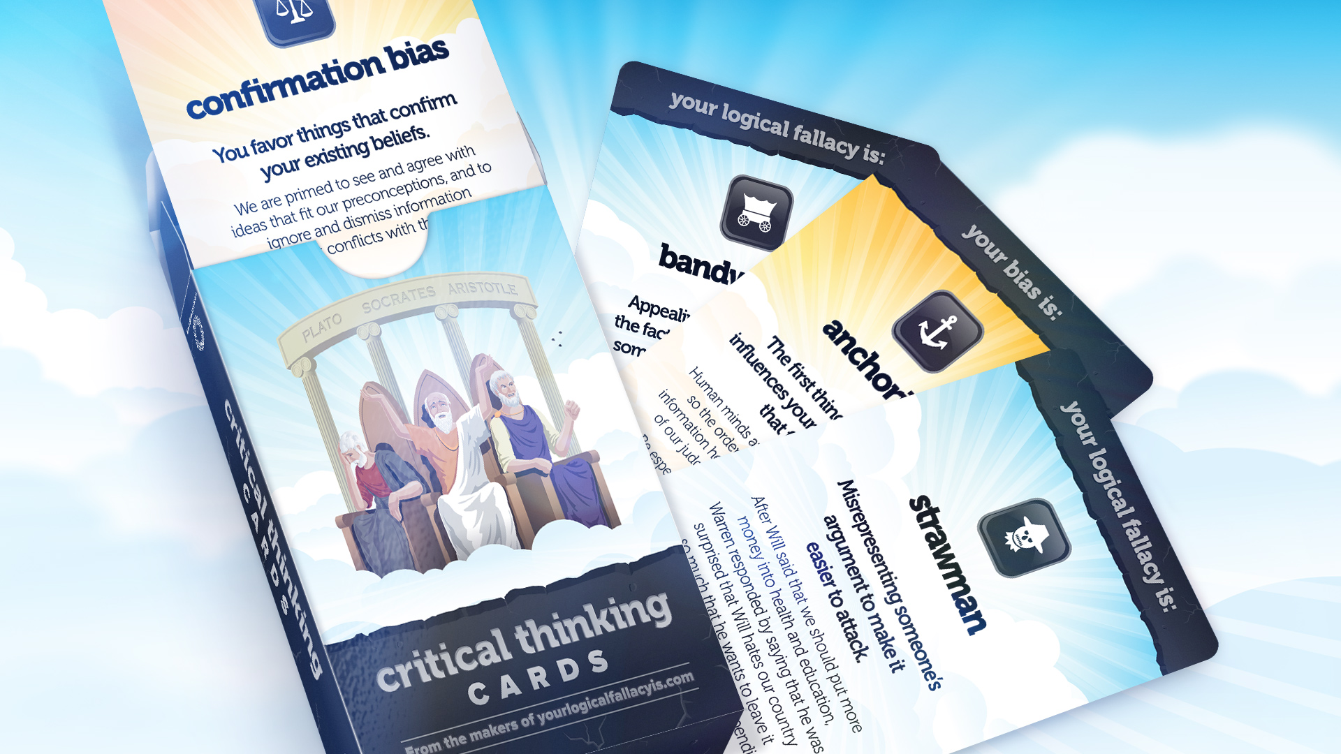 Critical Thinking Shop & Downloads
